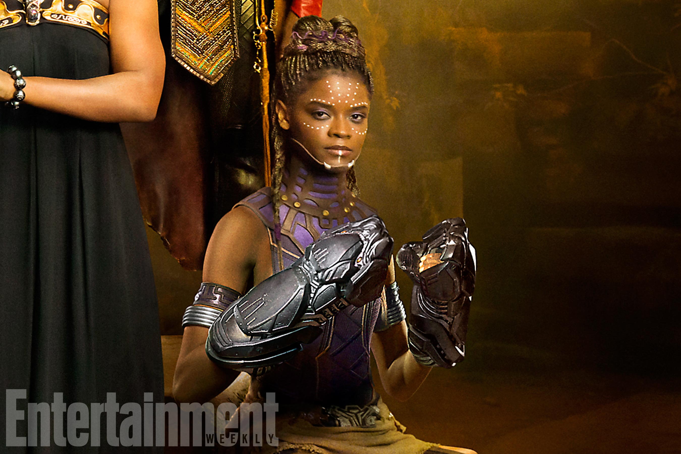 Welcome to Wakanda: Meet the Characters of Black Panther