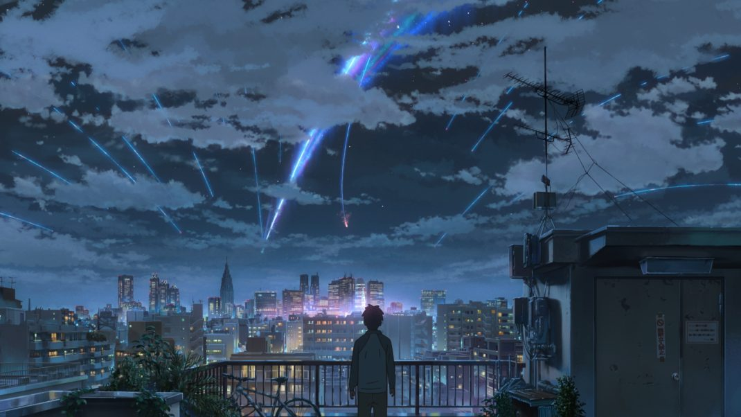 Tickets Now Available for Highly Anticipated Anime, Your Name