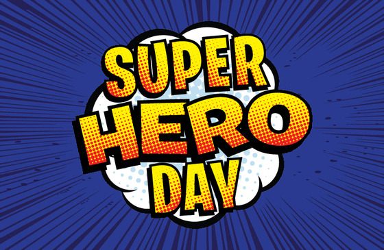 Image result for superhero day