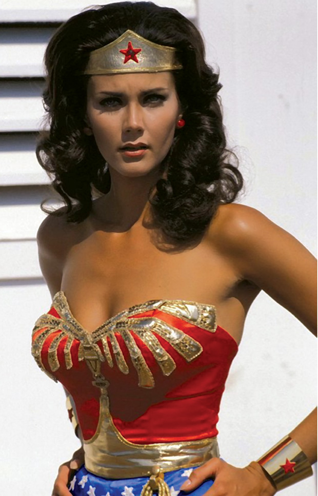 Wonder woman lynda carter wants to be in the film welcome to the lynda carter wonder woman thecheapjerseys Gallery