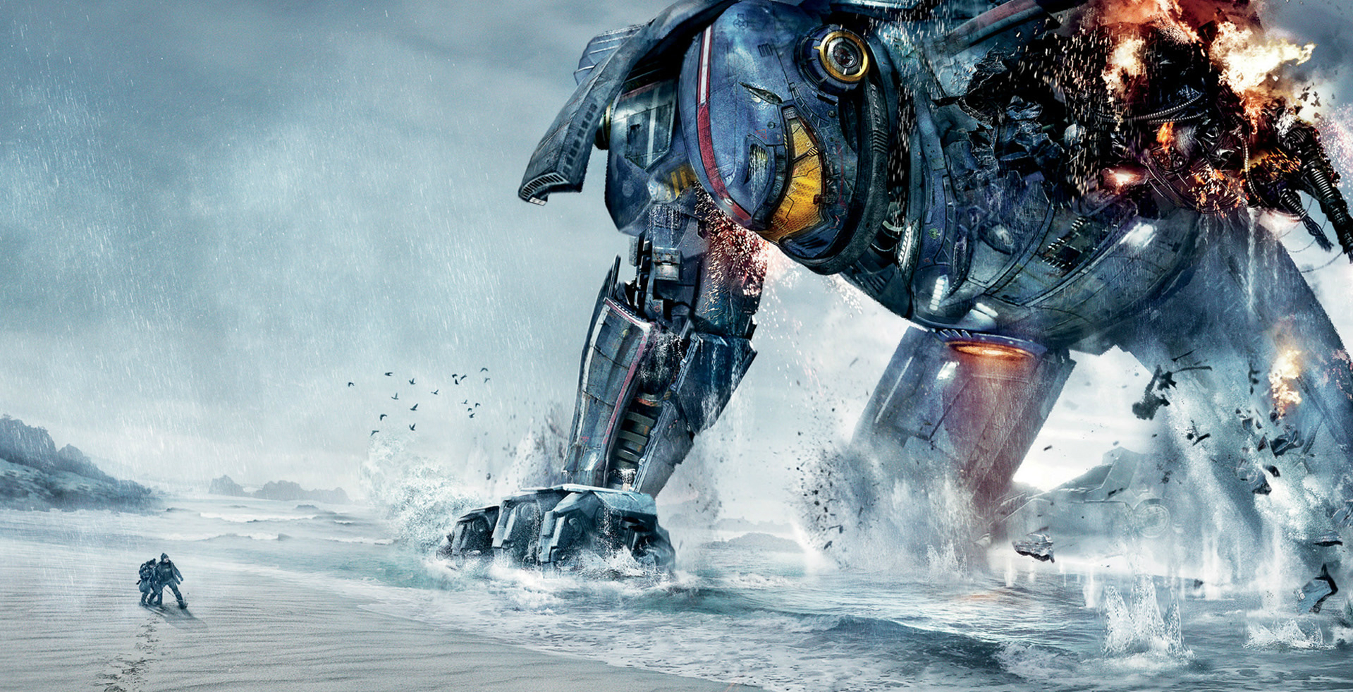 pacific rim 2017 movie poster - photo #22