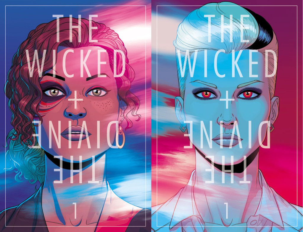The-Wicked-The-Divine-1-Both-Covers