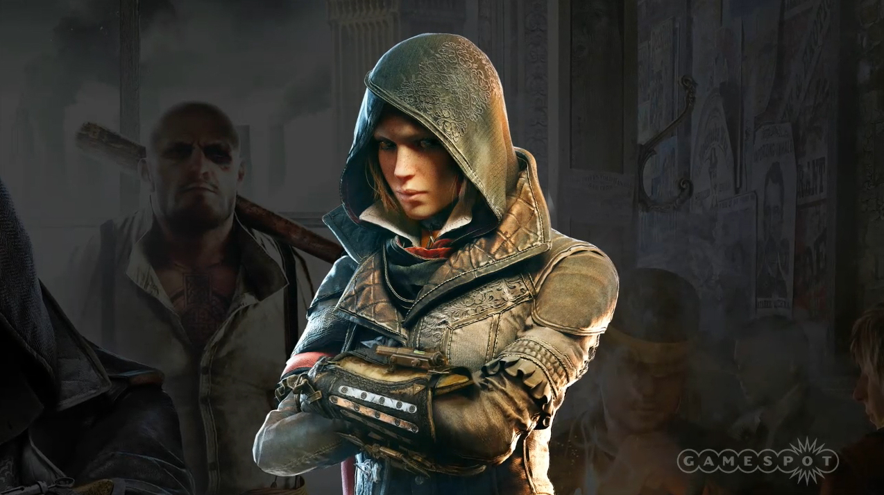 We Finally Get a Lead Female Assassin in 'Assassin's Creed ...