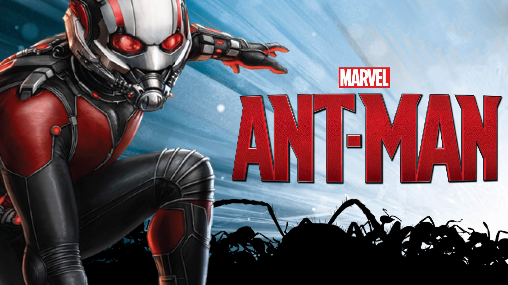 marvel ant man movie poster