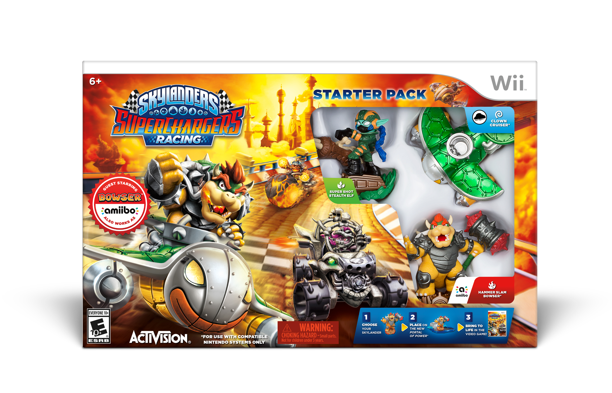 e3 activision takes skylanders superchargers to the next. Black Bedroom Furniture Sets. Home Design Ideas