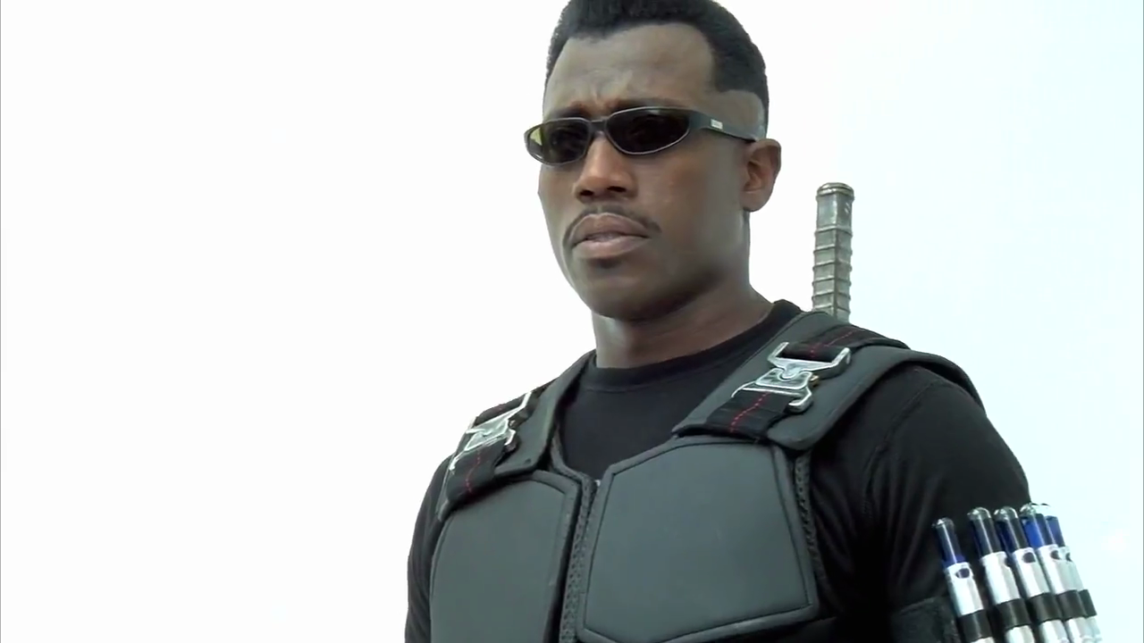 SDCC: Marvel and Wesley Snipes Considering More Blade ...