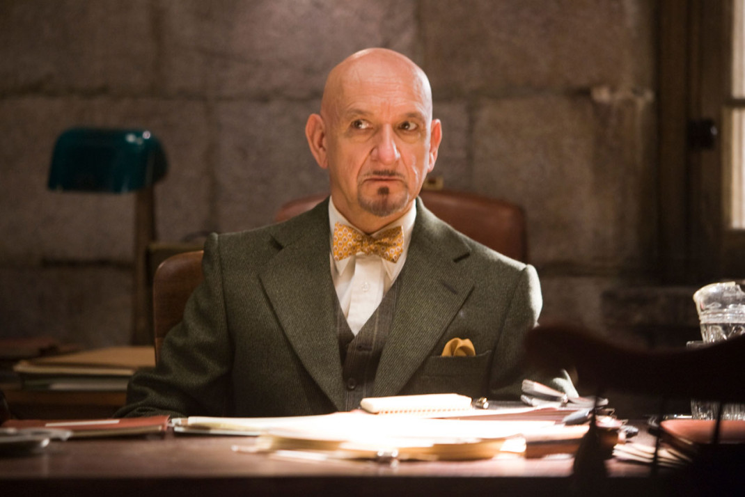 D23: We Interview Ben Kingsley from The Jungle Book ...