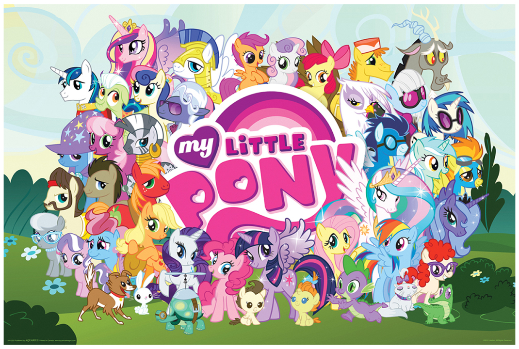 My Little Pony Movie Cast Pictures Released Welcome To