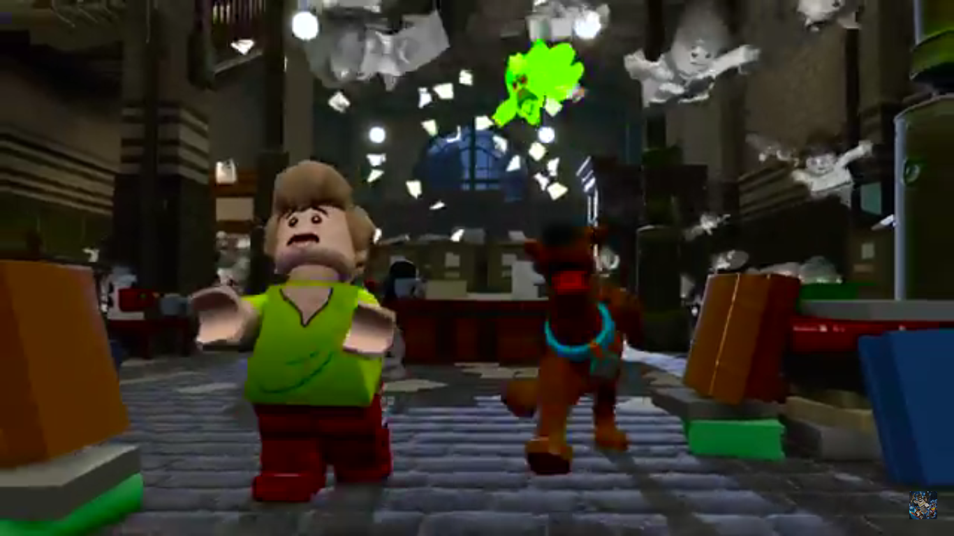 Scooby Doo Lego Dimensions Trailer Released Welcome To