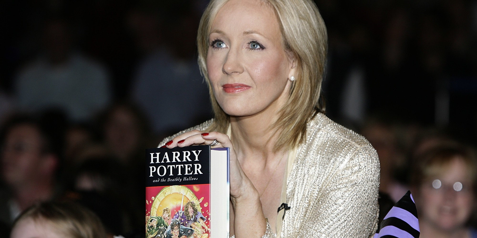 Is jk rowling writing a new harry potter book