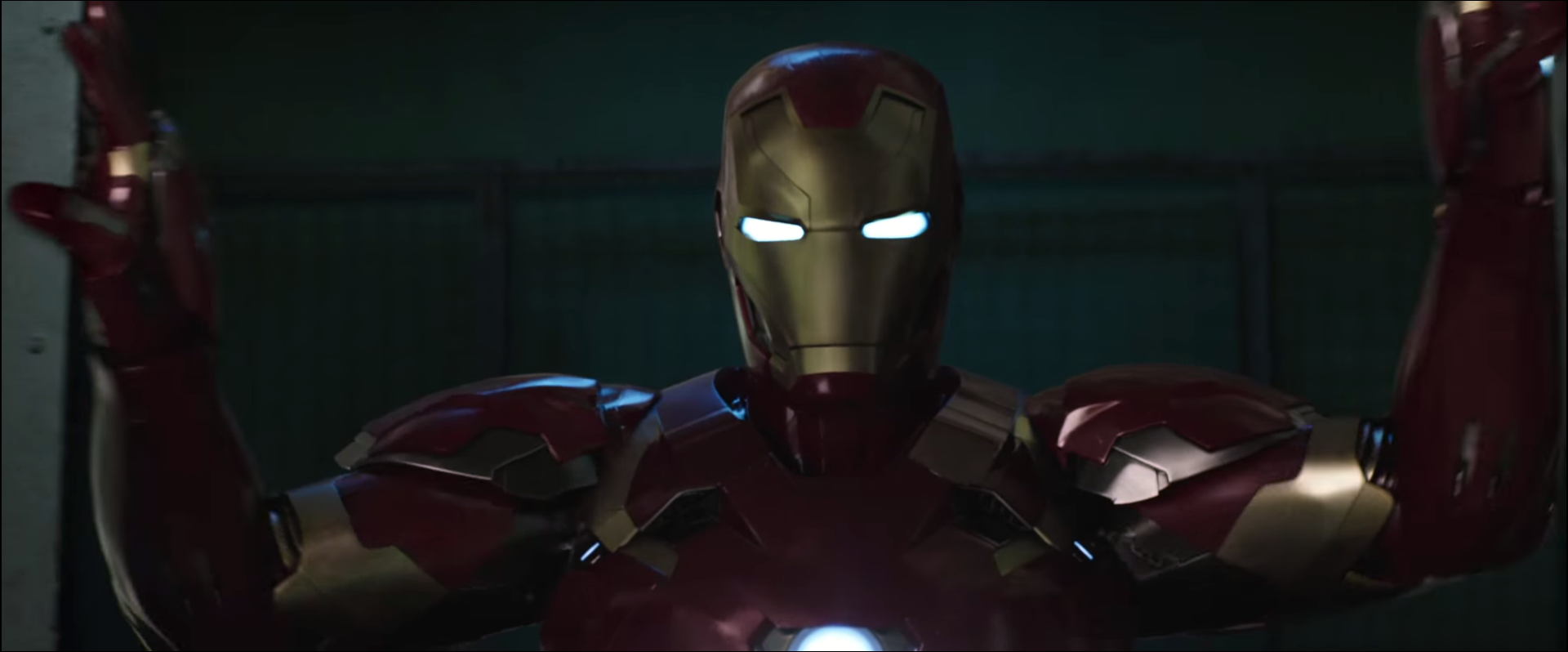 Civil War_Iron Man