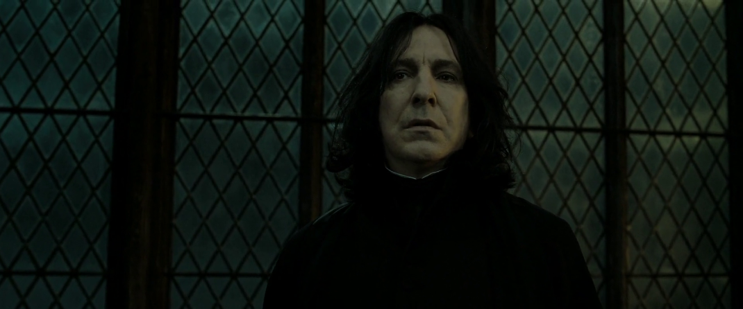 Professor Snape Harry Potter J.K. Rowling
