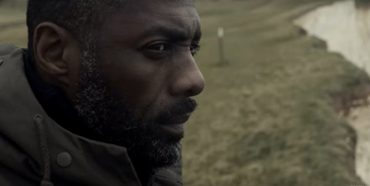 Luther Trailer Idris Elba