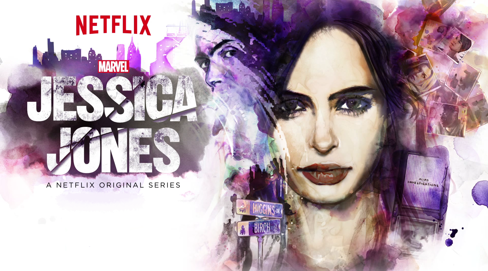 Second Official Jessica Jones Trailer Released Welcome