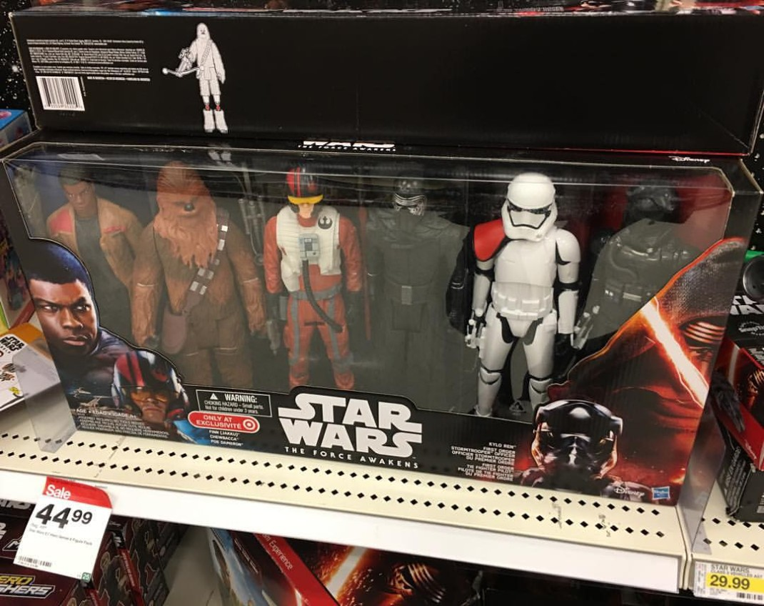 Star Wars Toys Hasbro : Wheresrey hasbro target are we really going to start