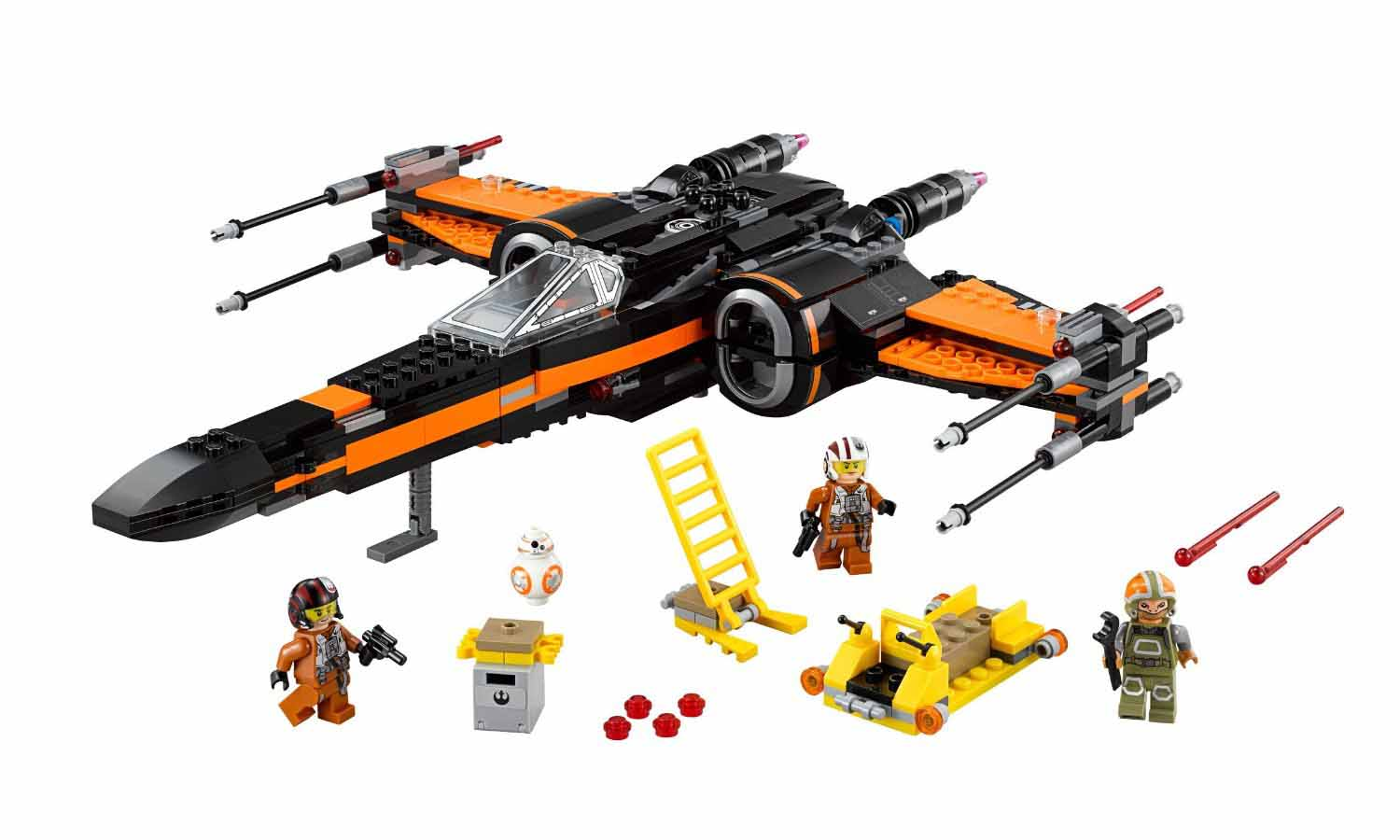 Lego Poes X-Wing