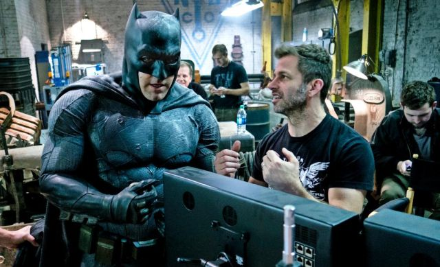 Snyder and Batman