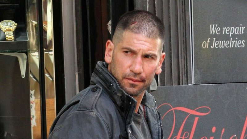 jon bernthal height