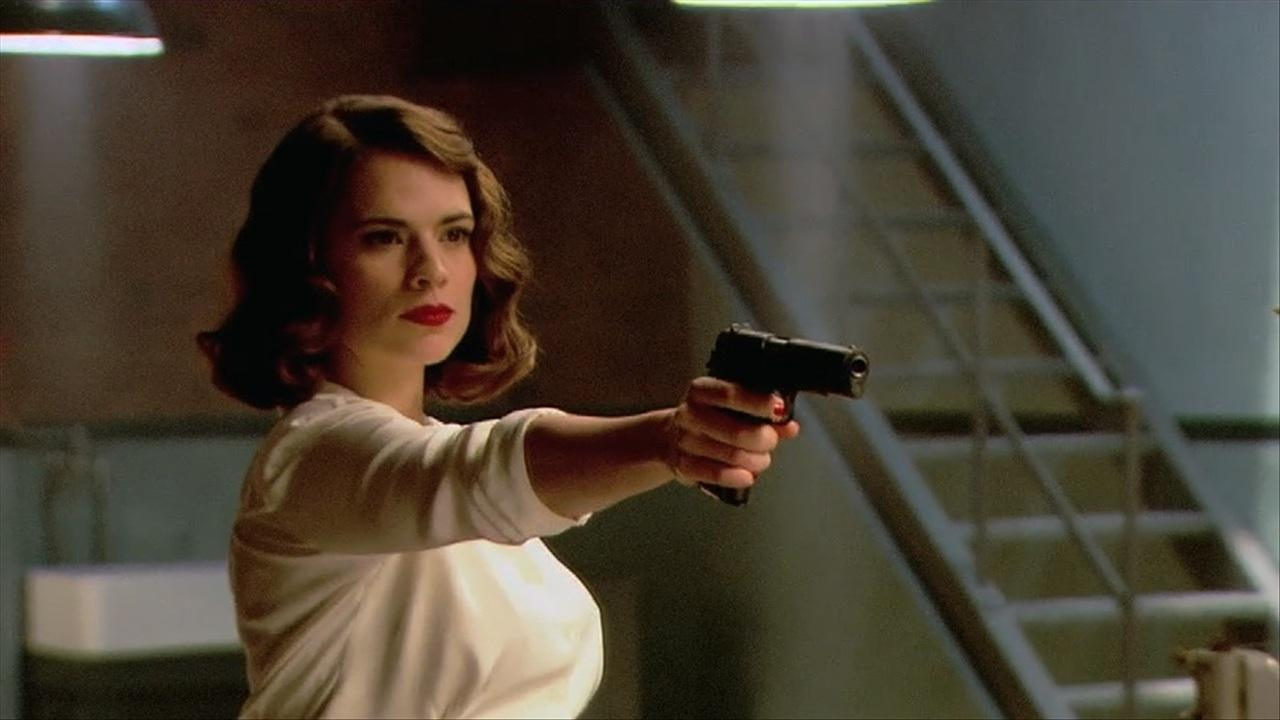 carter agent Hayley atwell