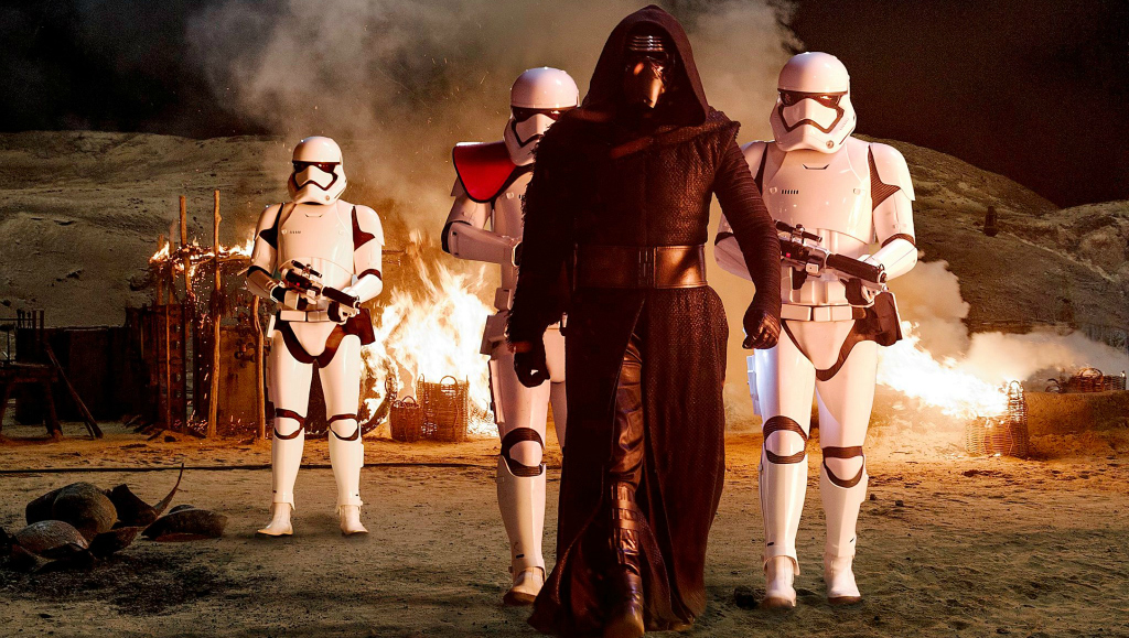 The Force Awakens 1