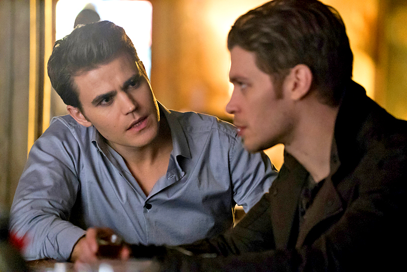 The vampire diaries recap and review s7ep14 moonlight on the bayou the conversation goes a per normal a little bit of smooth talking and a little bit of digging on caroline yet stefan dives straight to the point m4hsunfo
