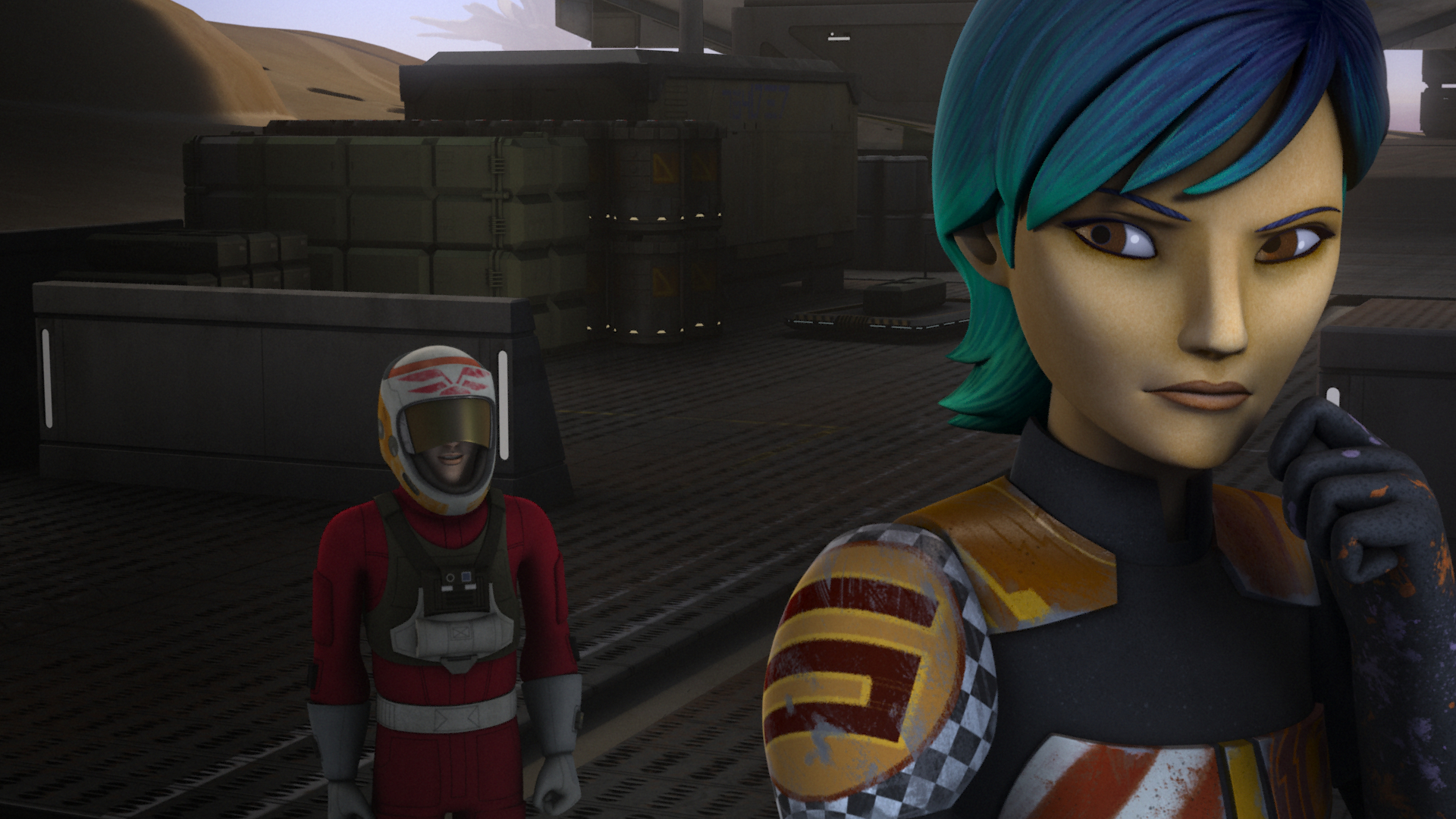 Star Wars Rebels: New Clip and Pics from 'The Mystery of