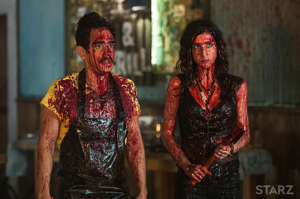 Interview: Dana DeLorenzo Has a Lot of Rage Left in 'Ash vs. Evil Dead' Season 3