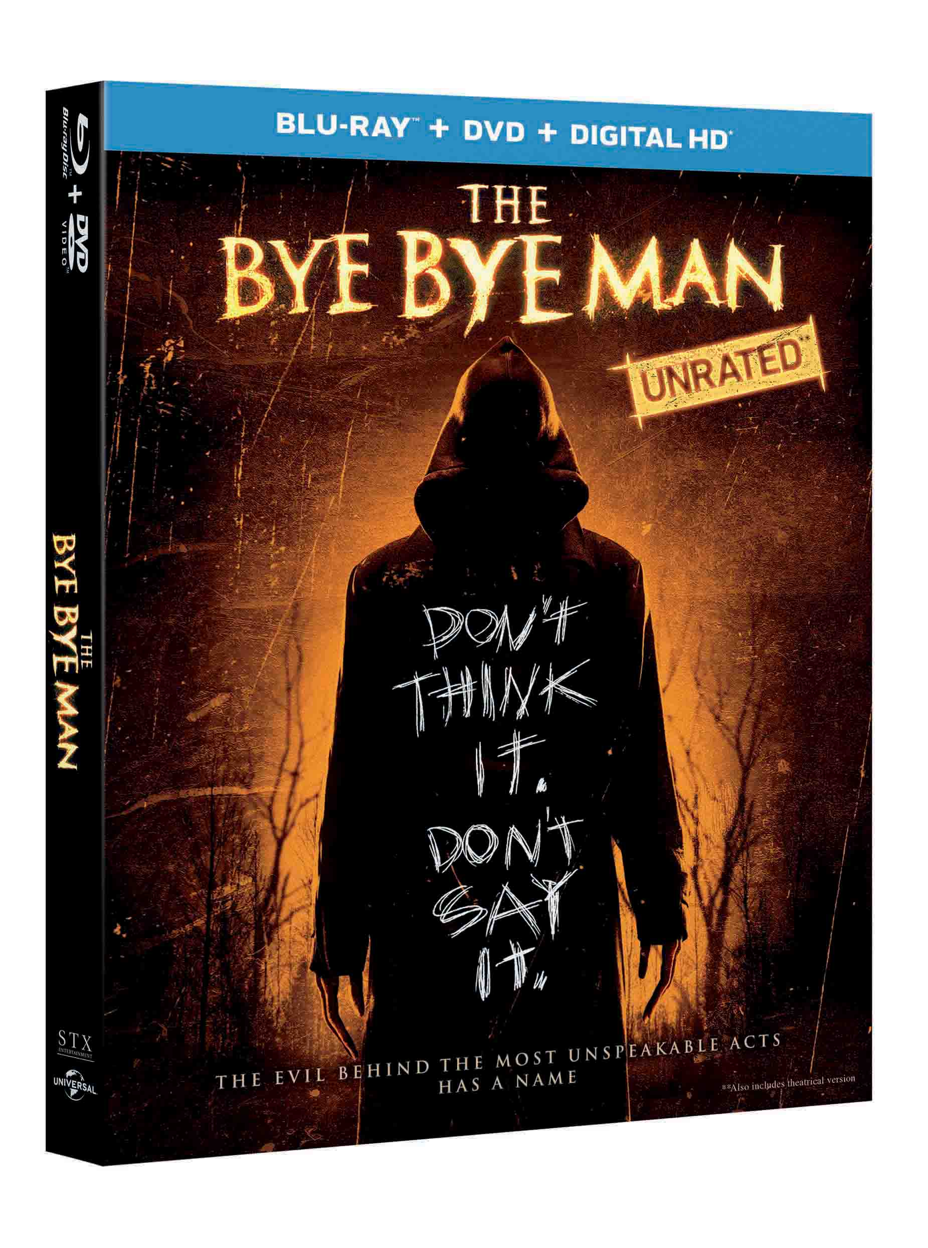 We Chat With The Bye Bye Man Director Stacy Title and Writer Jonathan Penner