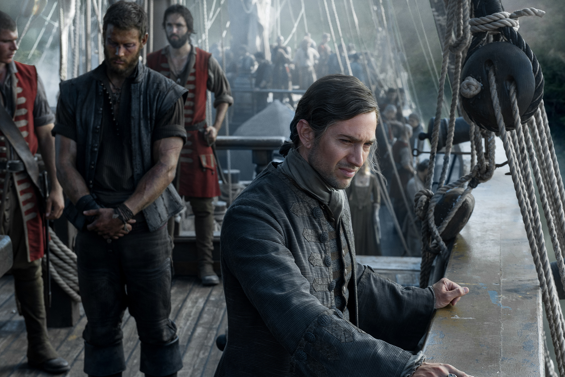 Who Will Prevail in Next Week's Episode of Black Sails?