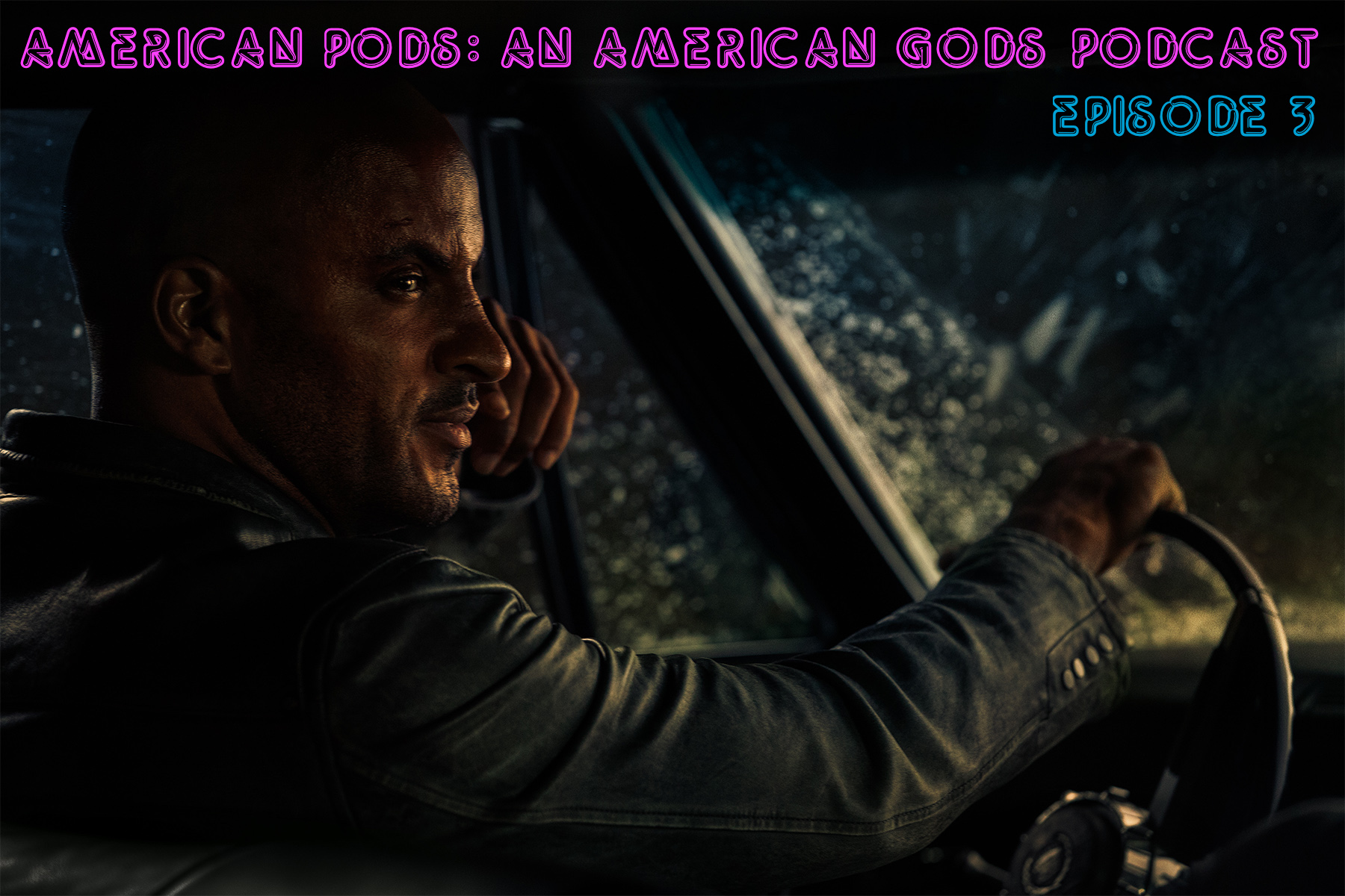 American Pods: An American Gods Podcast, Ep. 3 - Let's Rob a Bank