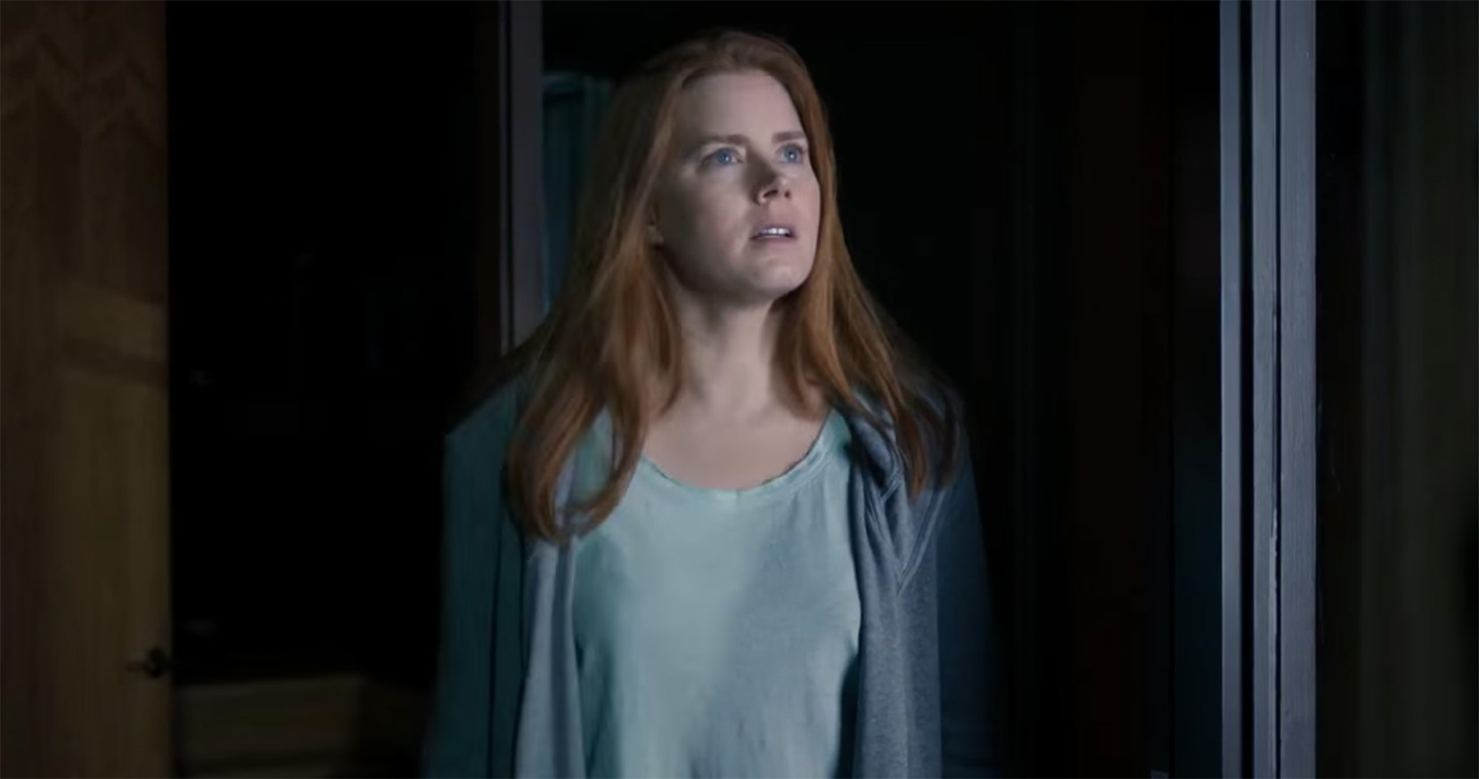 The 'Arrival' Trailer ... Amy Adams Movies