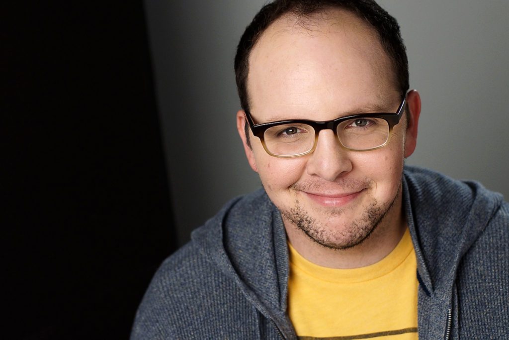 Beauty and the Beast's Austin Basis visits the Legion of Leia podcast to talk The KINETIX