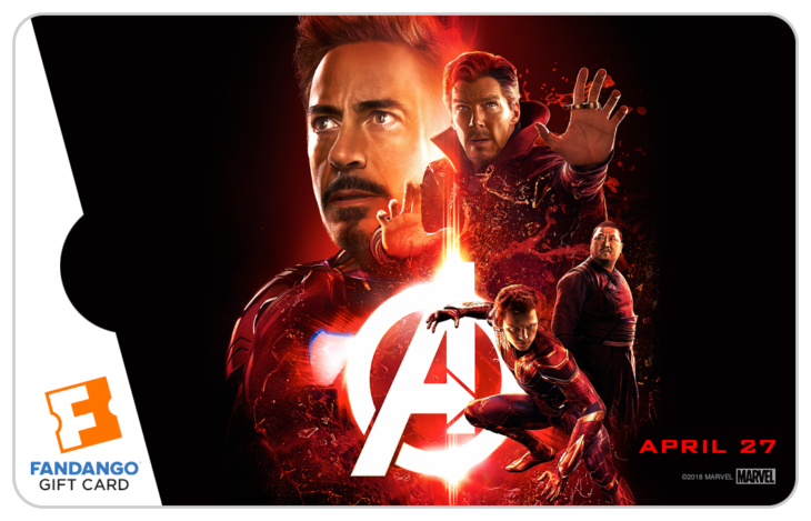 You can win a $25 Iron Man-themed FandangoNOW gift card from Legion of Leia!