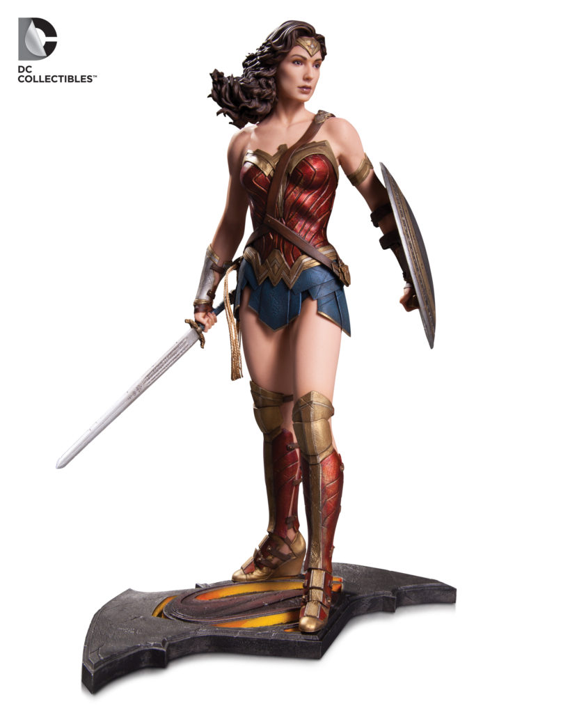 Review: DC Collectibles BvS Wonder Woman and Bombshells Katana