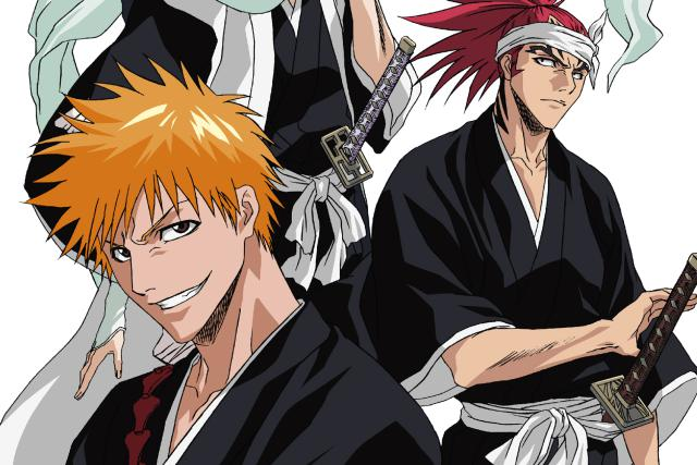 Bleach Anime Live Action Movie In The Works