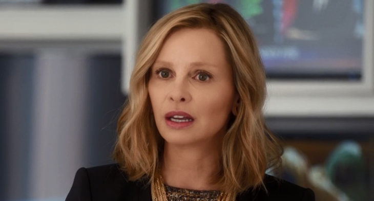 Calista Flockhart Supergirl