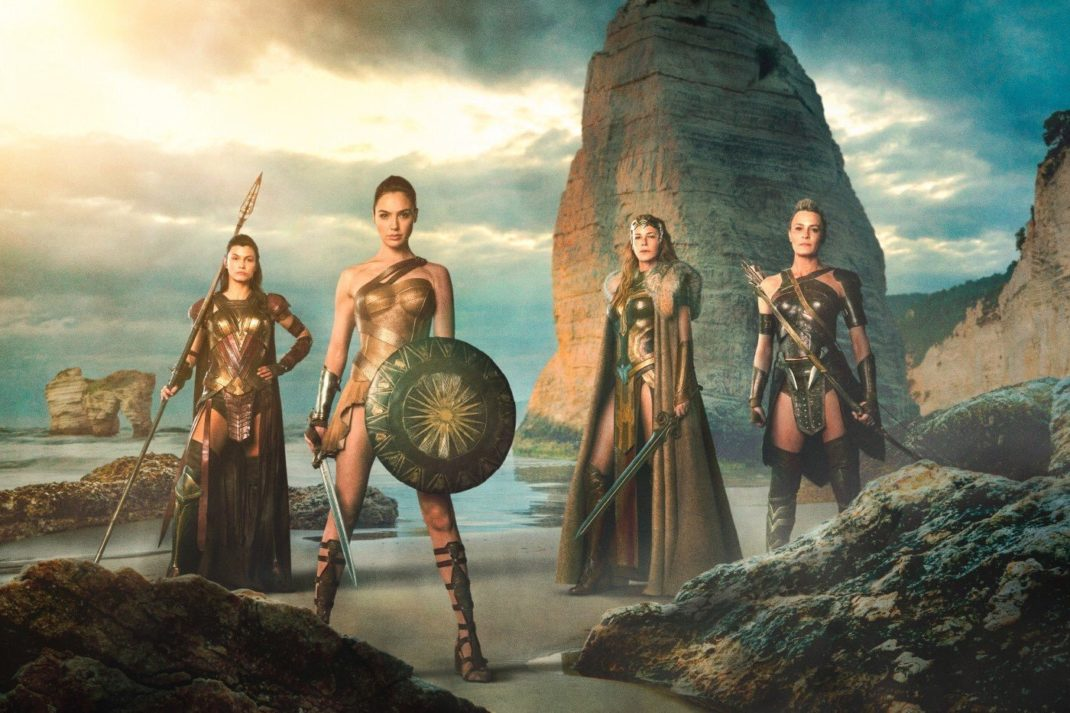 The Brand New Wonder Woman Trailer is Finally Here!