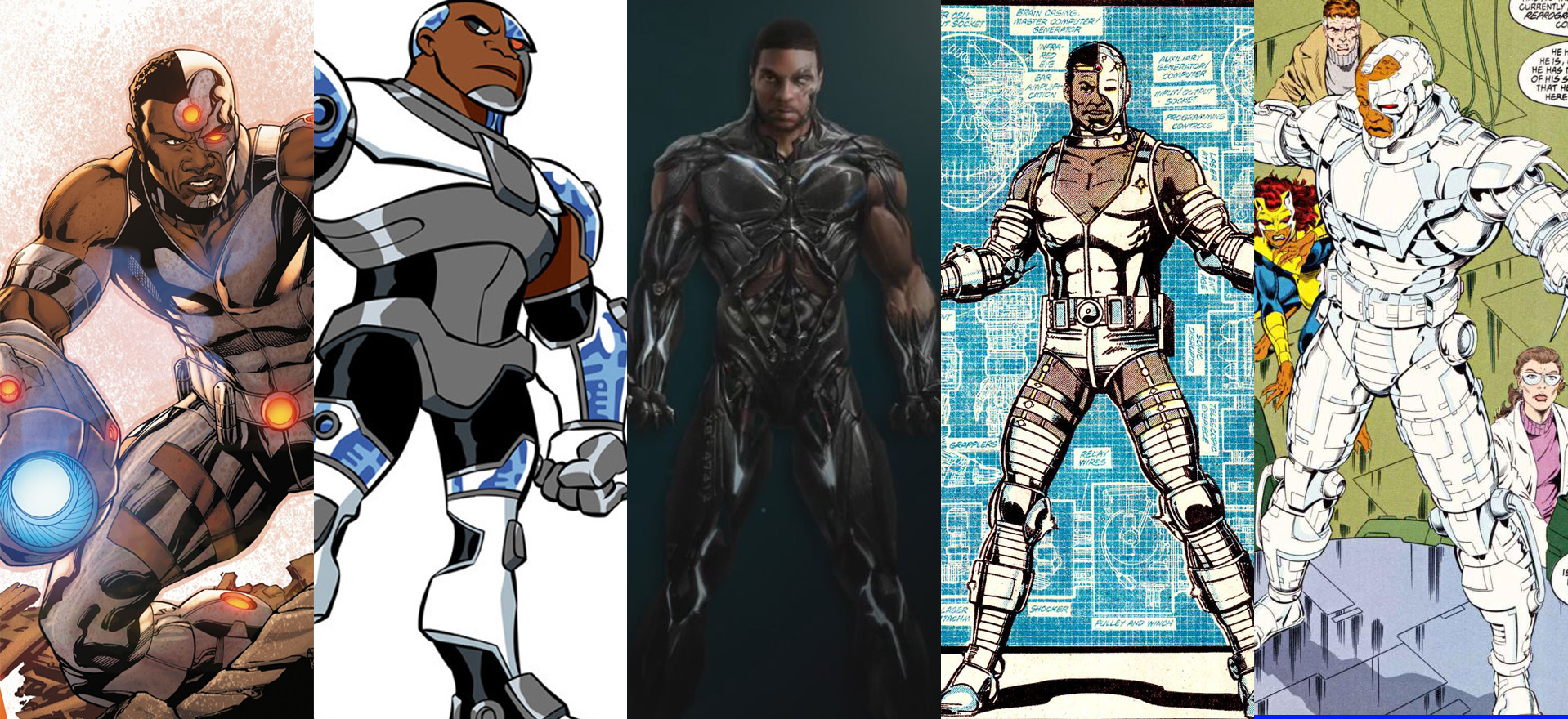 Cyborg Rankings