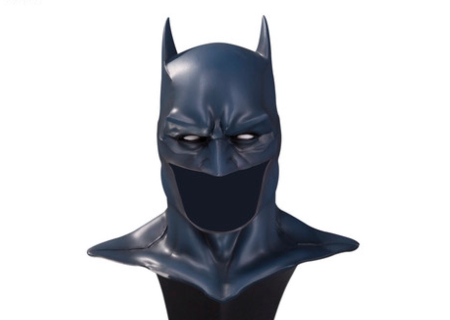 DC Collectibles Reveals New Batman Cowl Line, Statues and Action Figures