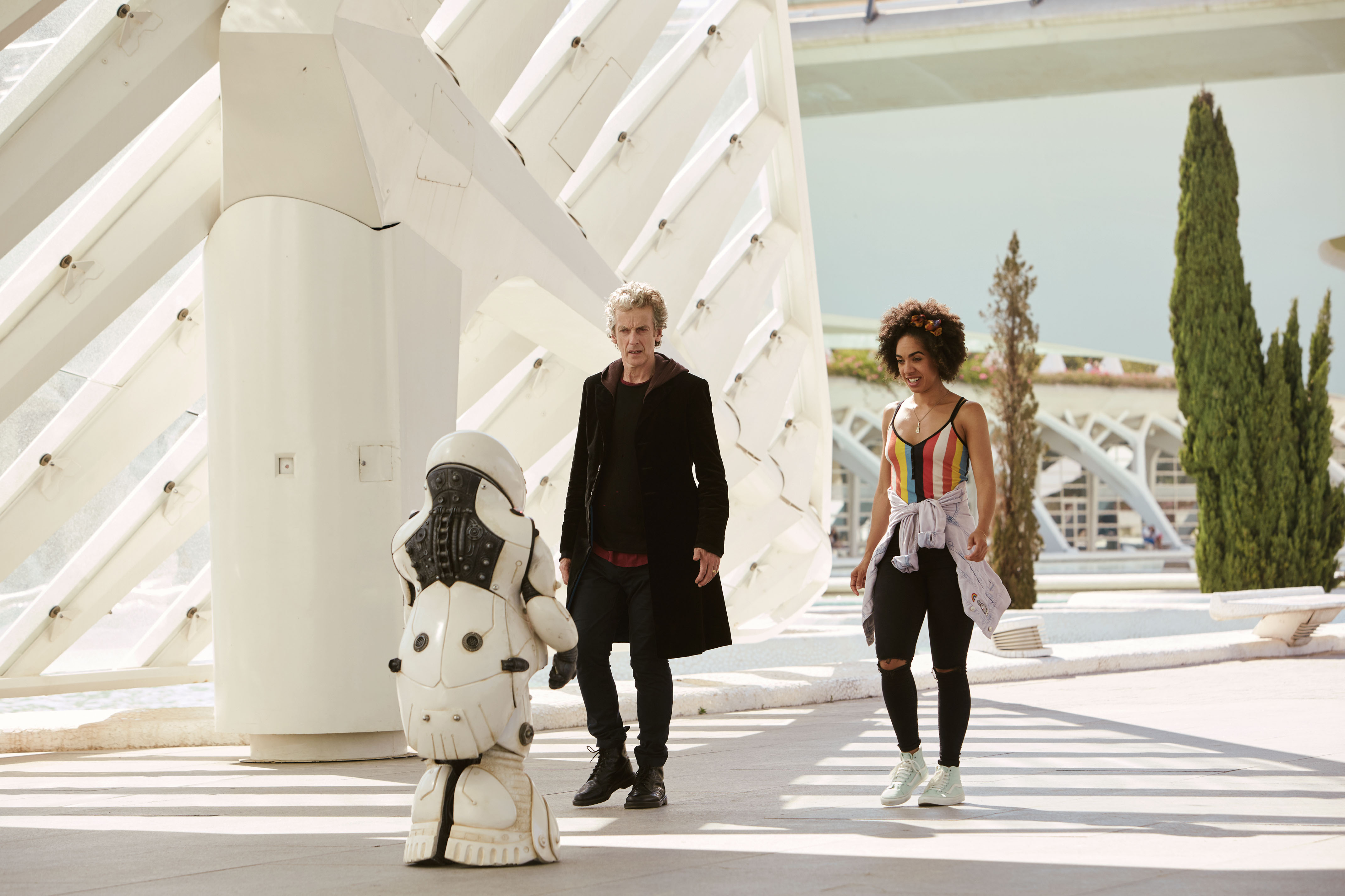 Emoji Monsters Invade Doctor Who in Upcoming New Episode