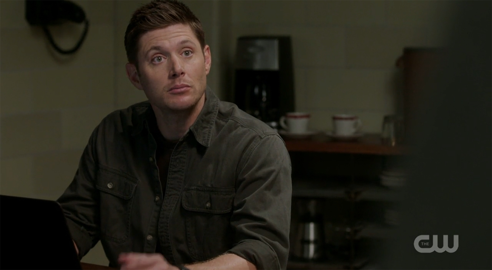 Dean Doesn't Want Pie