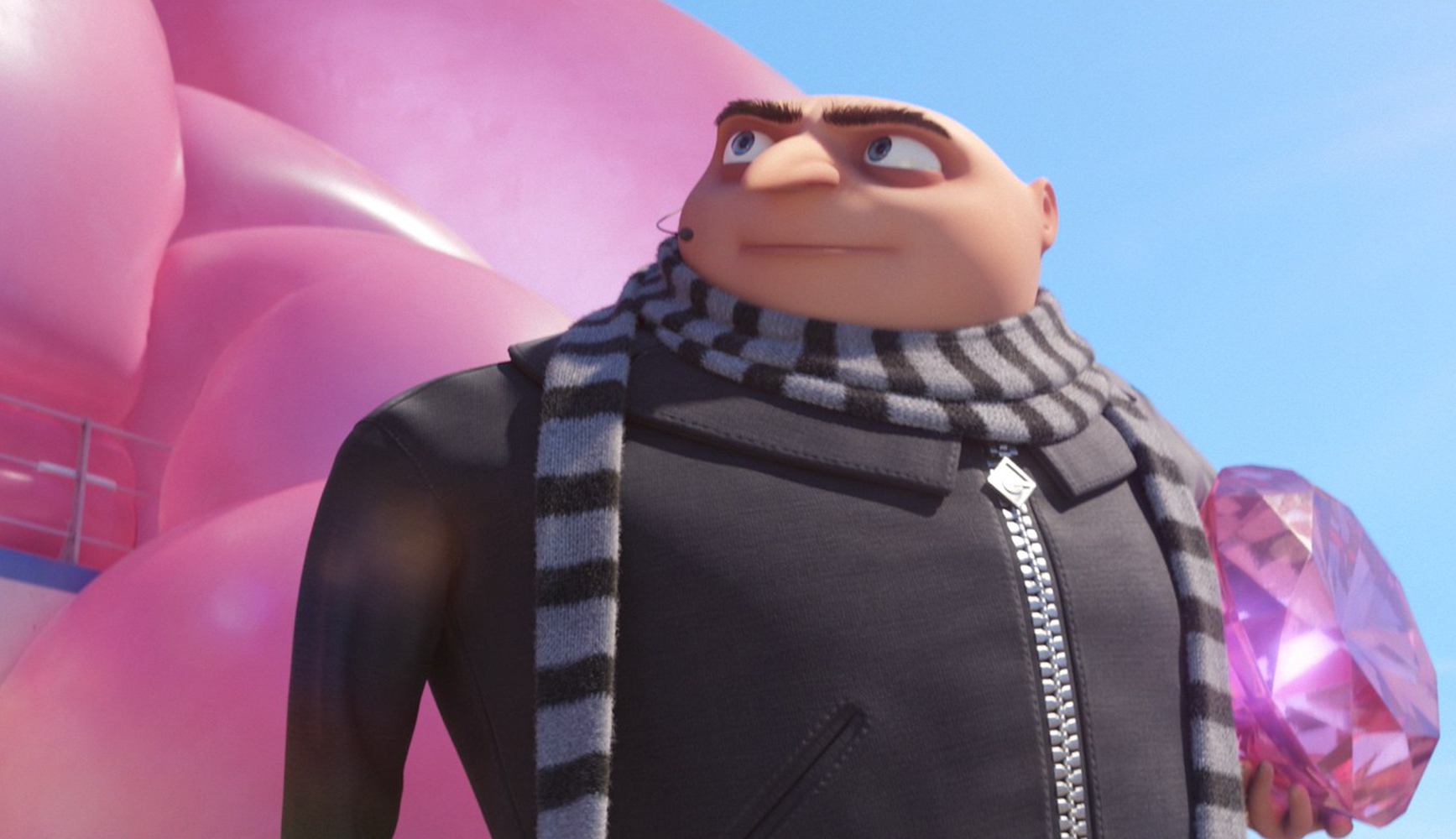 Meet Gru's Twin Brother in New Trailer for Despicable Me 3