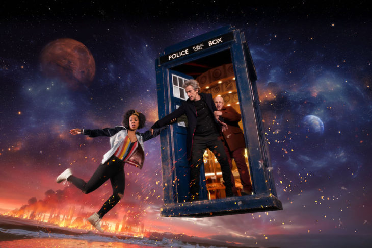 BBC America Releases its First Trailer for Doctor Who Season 10