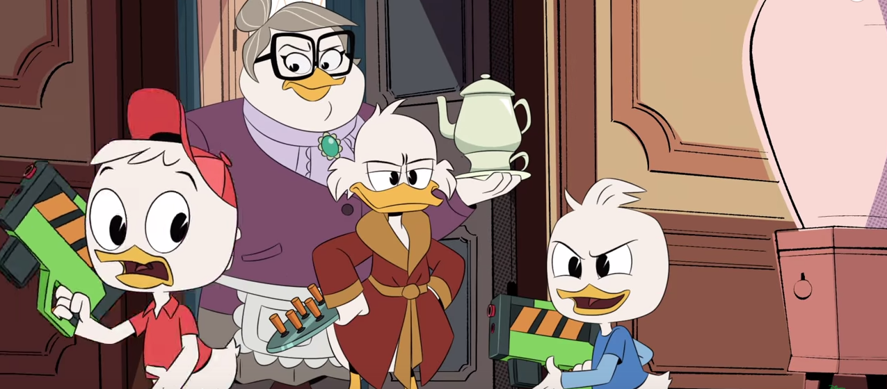 SDCC 2017: Disney's DuckTales Panel Recap