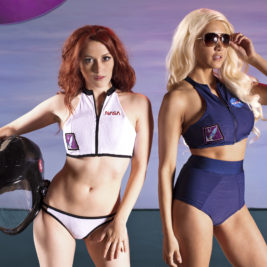 New Nerdy Swimwear is Out of This World