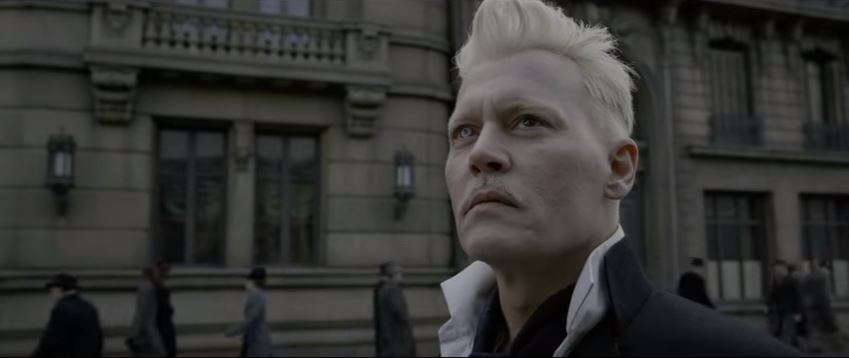 New Fantastic Beasts: The Crimes of Grindelwald Trailer