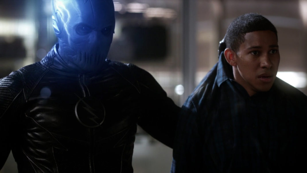 the flash season 2 recap and review versus zoom welcome to the
