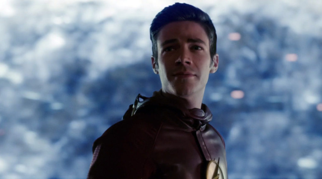 Flash-barry-Speedforce