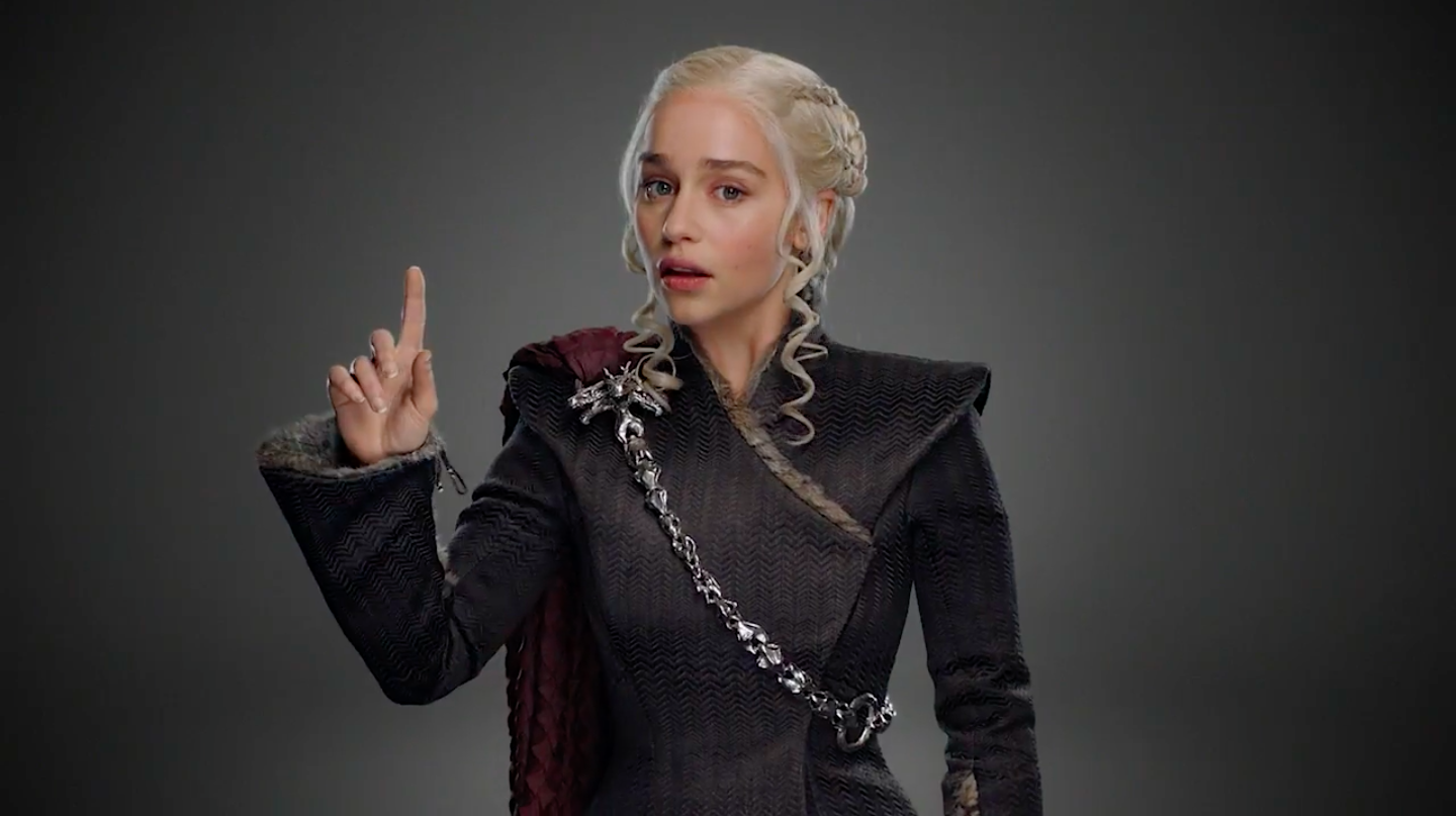 HBO Promos Sneak a Peek at New Game of Thrones Costumes
