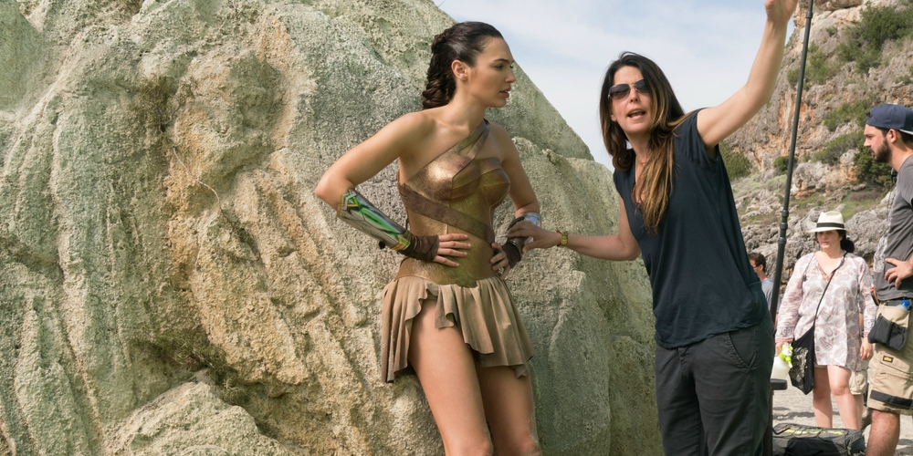 Geoff Johns, Patty Jenkins Teaming Up to Write Wonder Woman 2